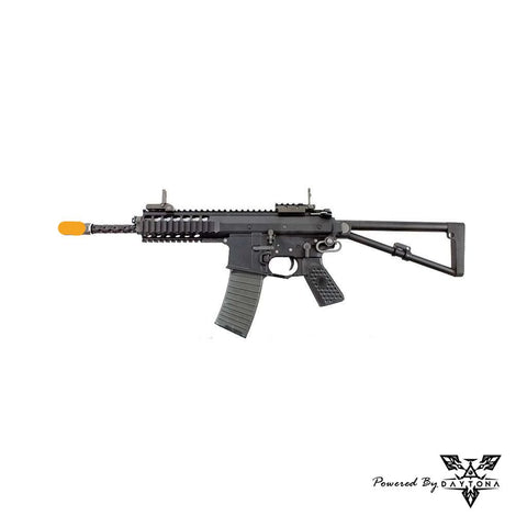 Daytona WE M4 PDW Complete Gun (Black/Tan)