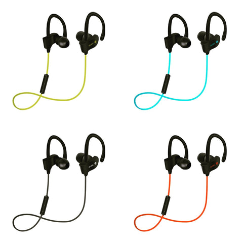 CP SPORTS WIRELESS BLUETOOTH HEADPHONES
