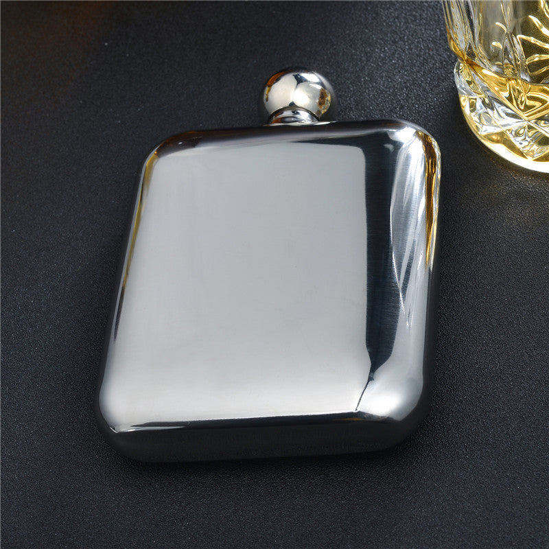 Stainless Steel Pocket Flask