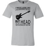 Playing Guitar In My Head T-Shirt