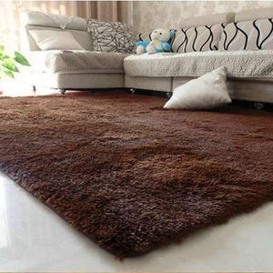 Thick and Shaggy Modern Area Rugs