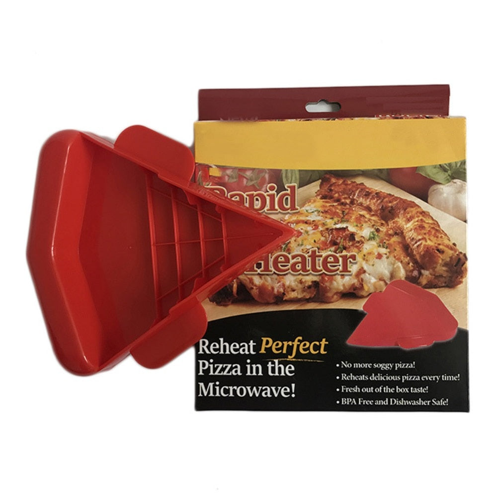 Microwave Pizza Heating Tray