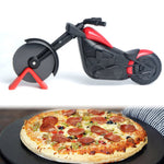 Motorcycle Pizza Wheel Cutter