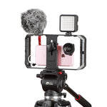 Smartphone Video Rig Film-making Stabilizer