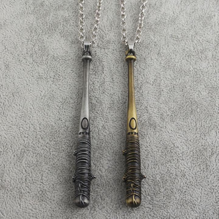 Mini Lucille Earrings, Necklace & Keychain Set