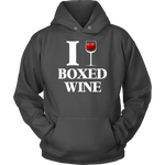 I Heart Boxed Wine