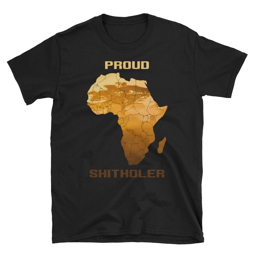 Proud Shitholer T-Shirt