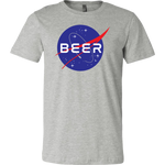 BEER Space Agency Tee