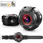 Smart Sport Camera - Full HD 1080P Waterproof with Watch Band