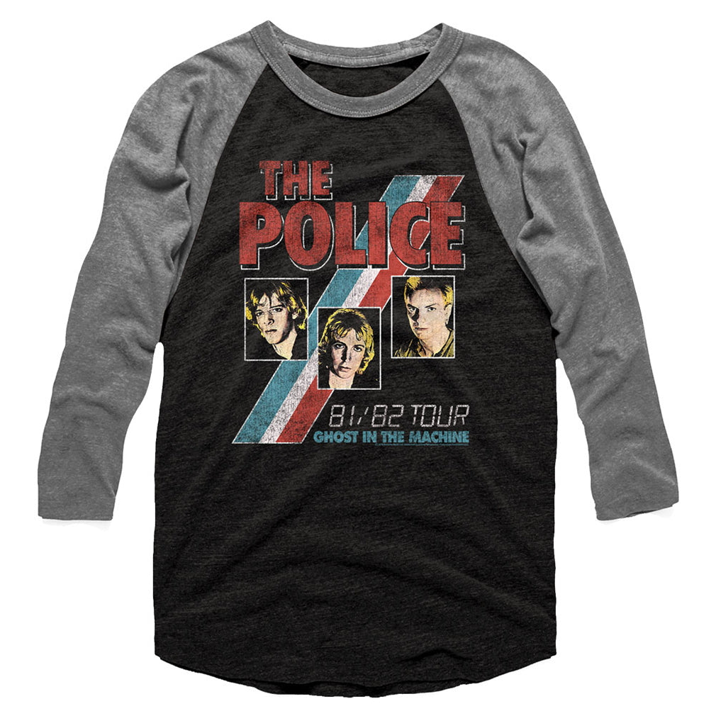 The Police Ghost In The Machine Long Sleeve T-Shirt