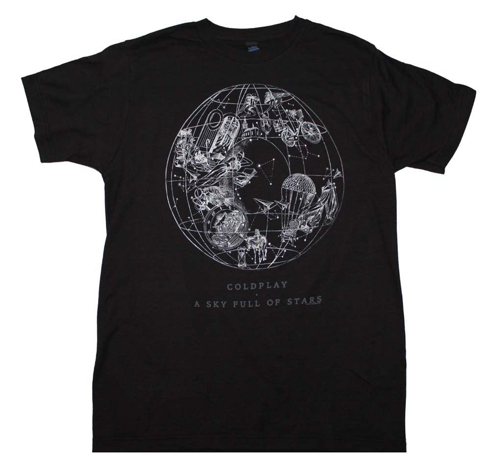 Coldplay Sky Full of Stars T-Shirt