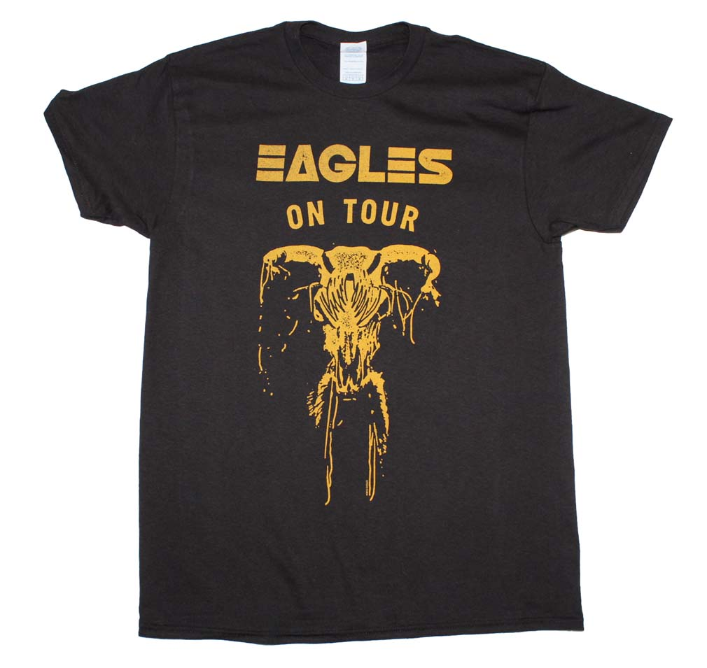 Eagles On Tour Skull T-Shirt