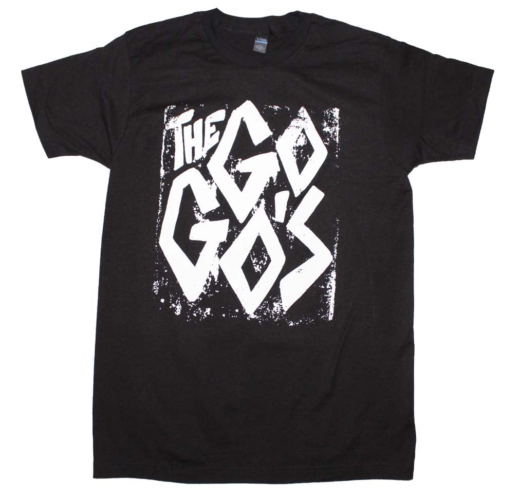 The Go Go's Punk Print T-Shirt