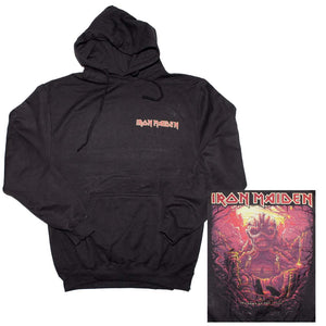 Iron Maiden Shadows of the Valley Hoodie Sweatshirt