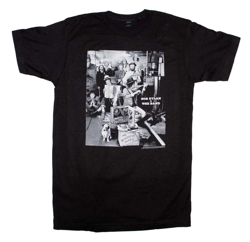 The Band Basement Tapes T-Shirt