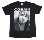 Kurt Cobain Photo T-Shirt