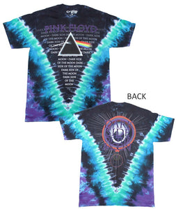 Pink Floyd Dark Side VDYE T-Shirt