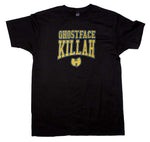 Wu Tang Clan Ghost Face Killah Logo T-Shirt