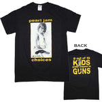 Pearl Jam Choices T-Shirt