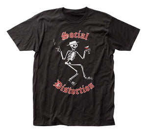 Social Distortion Skelly Logo T-Shirt