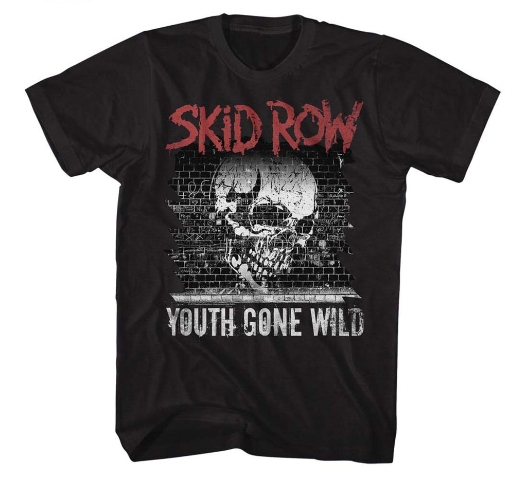 Skid Row Graffiti Gone Wild T-Shirt