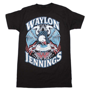 Waylon Jennings Lonesome T-Shirt