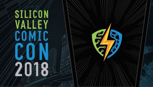 The SeqArt Sketchbook Will Be At Sillicon Valley Comic Con 2018!