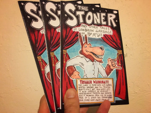 The Stoner; issue 1