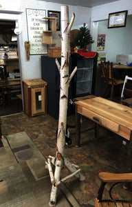 Hall Tree - Birch