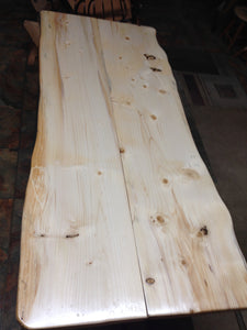 Coffee Table - Stump & Pine