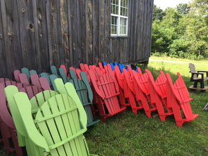 Chair - Adirondack, Folding, Polywood