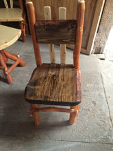 Kitchen Chair - Oak, Walnut, Cherry & Sassafras
