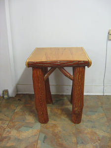 End Table - Oak, Walnut or Cherry