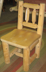 Kitchen Chair - White Cedar