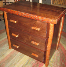 Dresser - Oak, Walnut or Cherry & Sassafras