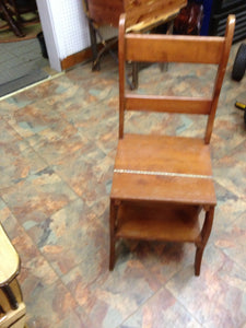 Chair - Step Stool Chair