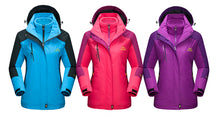 Load image into Gallery viewer, Women's Mountain Thermal Winter 2 Piece Jacket