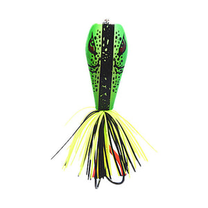 Frog/Snake-head Fishing Lures