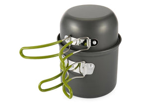 2 Piece Camping Pot Set