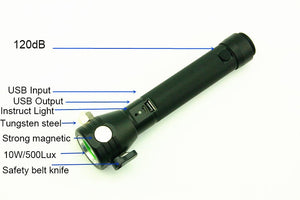 Patriot 10-in-1 Flashlight