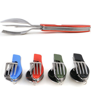 4 in 1 Stainless Steel Utensil Set