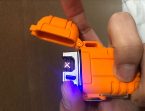 Dual Arc Plasma Lighter
