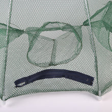 Load image into Gallery viewer, 6 Hole Hexagon Popup Fishing Net Trap