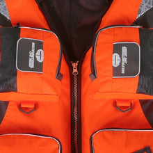 Load image into Gallery viewer, Pro Fisherman's Life Vest