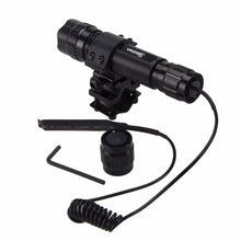 Load image into Gallery viewer, Tactical 5000Lm XML T6 LED Military Flashlight