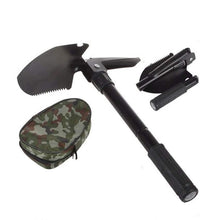 Load image into Gallery viewer, Compact Military Folding Shovel
