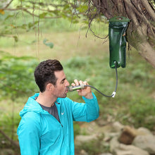Load image into Gallery viewer, Outdoor Portable Survival Water Filter Straw