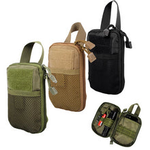 Load image into Gallery viewer, Military Molle EDC Pouch