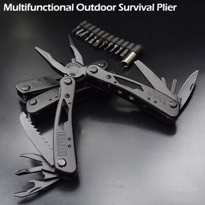Stainless Multi Survival Pliers