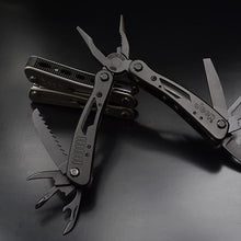 Load image into Gallery viewer, Stainless Multi Survival Pliers